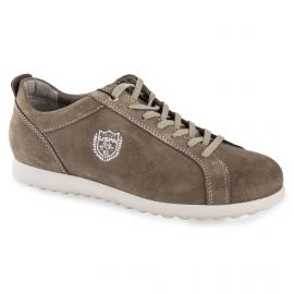 Baskets en suede homme US POLO