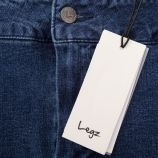 Jupe en jean femme LEGZ marque pas cher prix dégriffés destockage