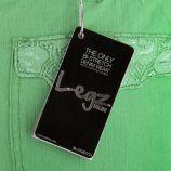 Pantalon jegging dentelle ajourée femme LEGZ marque pas cher prix dégriffés destockage