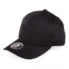 Casquette noire logo star wars homme FREEGUN marque pas cher prix dégriffés destockage