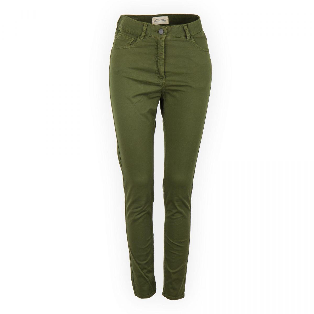 Pantalon Haute Taille Dégriffé Prix En Toile Vintage À American Femme fqvfrx