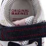 Baskets antichoc et antibactérienne Enfant ORIGINAL MARINES marque pas cher prix dégriffés destockage