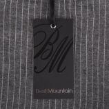 Jupe rayée courte droite femme Best Mountain  marque pas cher prix dégriffés destockage