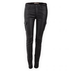 Pantalon noir enduit femme Best Mountain