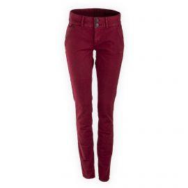 Pantalon rouge femme ON YOU marque pas cher prix dégriffés destockage