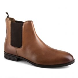 Bottines en cuir homme Mark MASON & FREEMAN