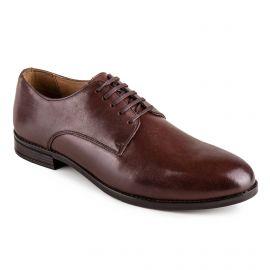 Chaussures Derbies en cuir lisse Georges Homme MASON & FREEMAN
