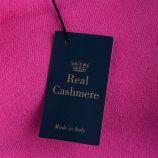 Pull laine cachemire col rond femme Real Cashemere marque pas cher prix dégriffés destockage