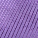 Coffret Cravate en soie violette & Boutons de manchette Homme TORRENTE marque pas cher prix dégriffés destockage