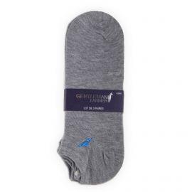 Lot de 3 paires de socquettes grises Georges GENTLEMAN FARMER marque pas cher prix dégriffés destockage