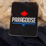 Parka Quebec bleu foncé Homme PARAGOOSE marque pas cher prix dégriffés destockage