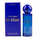 Parfum Eau de parfum In Blue 90ml Femme COURREGES marque pas cher prix dégriffés destockage