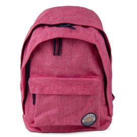Sac à dos rose Femme Solid Double Dome RIP CURL