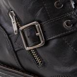 Boots cuir boucles Homme ORLANDO marque pas cher prix dégriffés destockage