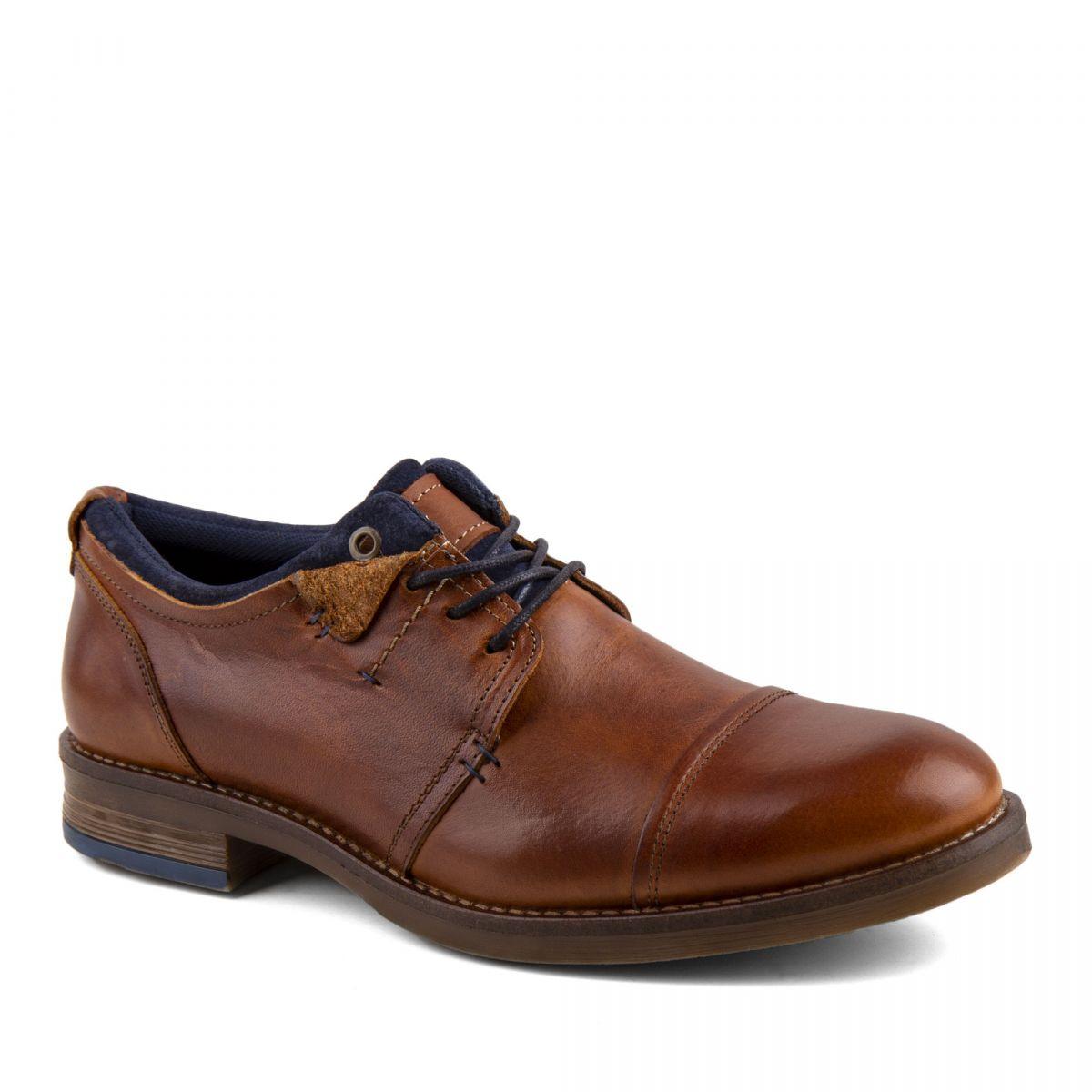 chaussures de ville cuir marron homme orlando prix. Black Bedroom Furniture Sets. Home Design Ideas