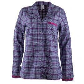 Haut de pyjama bleu Femme CALVIN KLEIN marque pas cher prix dégriffés destockage