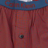 Pyjama short coton Homme CALVIN KLEIN marque pas cher prix dégriffés destockage