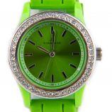 Montre bracelet silicone Femme KIM & JADE