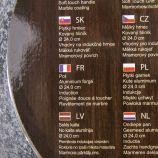 POELE SAUTEUSE BH-1199 24CM BERLINGER HAUS marque pas cher prix dégriffés destockage