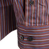Chemise manches longues Homme PAUL & JOE marque pas cher prix dégriffés destockage
