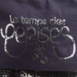 Sac Glitter Femme LE TEMPS DES CERISES