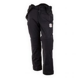 Pantalon de ski noir homme NORTH VALLEY