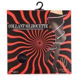 Collant élasthanne silhouette noir femme VERTIGO marque pas cher prix dégriffés destockage