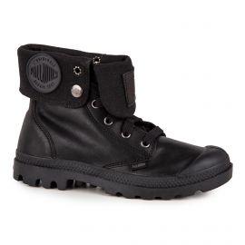 BOTTINE 92356-001-M/CUIR BLACK