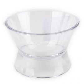 Coupe à glace transparent 10 cm GUZZINI marque pas cher prix dégriffés destockage