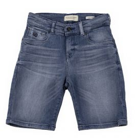Bermuda en jean enfant Strummer SCOTCH & SODA