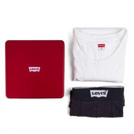 Coffret ensemble tee-shirt + boxer homme LEVI'S