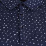 Tee shirt manches courtes style polo homme BEST MOUNTAIN marque pas cher prix dégriffés destockage
