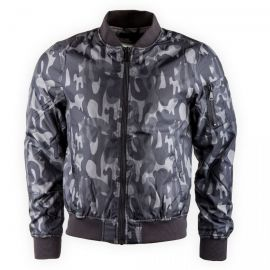 Bomber imprimé camouflage homme BEST MOUNTAIN