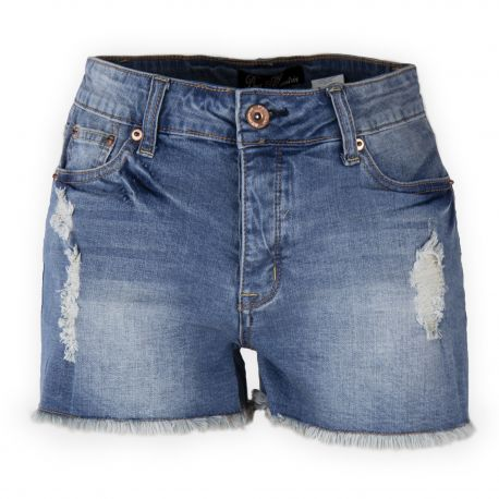 SHORT JEAN POUR FEMME BEST MOUNTAIN