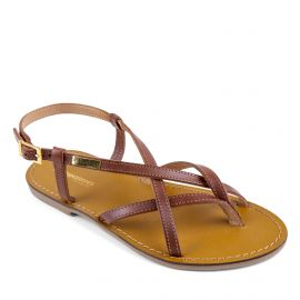 Sandales plates CHOUETTE Femme LES TROPEZIENNES PAR M.BELARBI