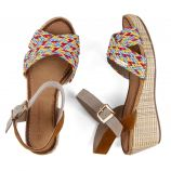 Sandales compensées GULLY Femme LES TROPEZIENNES PAR M.BELARBI marque pas cher prix dégriffés destockage