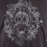 Tee-shirt old school homme Rock CHRISTIAN LACROIX marque pas cher prix dégriffés destockage