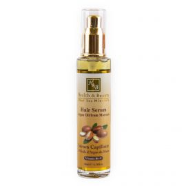 Serum capillaire huile argan 50ml HEALTH & BEAUTY