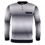 Pyjama 100% coton homme CERRUTI marque pas cher prix dégriffés destockage