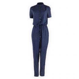 Combinaison pantalon bleu foncé imprimé femme TOMMY HILFIGER