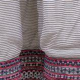 Robe longue rayée femme TOMMY HILFIGER marque pas cher prix dégriffés destockage