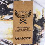 Tee shirt floqué manches courtes Homme Stampa PARAGOOSE marque pas cher prix dégriffés destockage