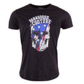 Tee shirt imprimé manches courtes Homme Flash USA PARAGOOSE marque pas cher prix dégriffés destockage