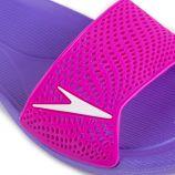 Claquettes rose/violet Femme SPEEDO marque pas cher prix dégriffés destockage