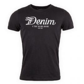 Tee shirt manches courtes homme TOM TAILOR marque pas cher prix dégriffés destockage