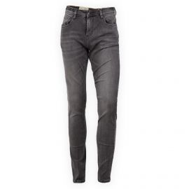 Jean gris regular slim homme Josh TOM TAILOR