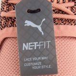 Baskets running Tsugi Netfit V2 rose homme PUMA marque pas cher prix dégriffés destockage