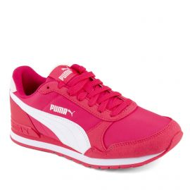 Basket rose blanc PUMA