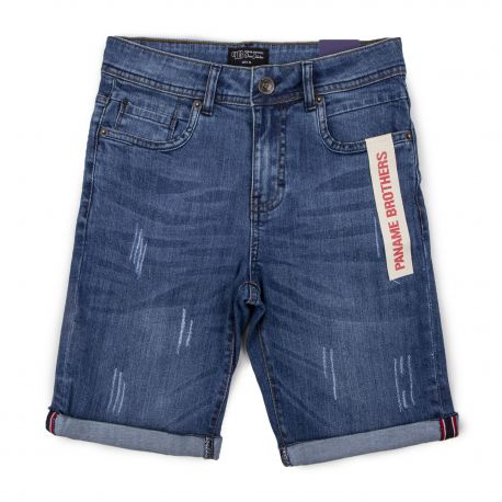 Bermuda jean belair CHINO AUTHENTIQUE