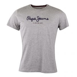Tee shirt gris manches courtes Homme PEPE JEANS